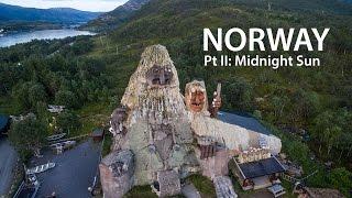 Norway - The Land of Midnight Sun (4K)