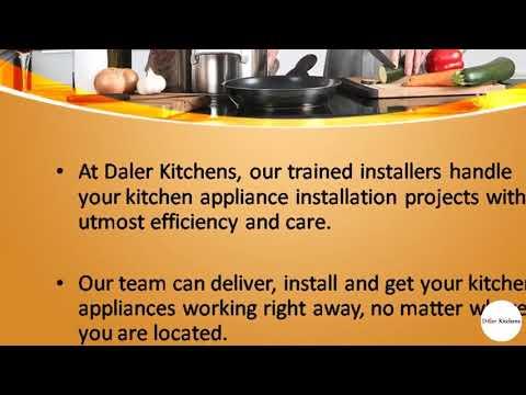 Best Kitchen Appliances Fitters In London