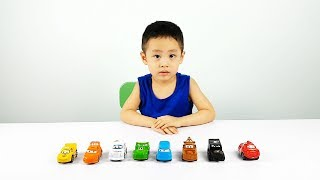 Learn Colors for Children with Cars Toys Kids Toddler Education Learning Video | Bamboo TV
