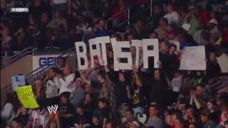 FULL-LENGTH MATCH - Raw - Triple H & Batista vs. Randy Orton, Cody Rhodes & Manu