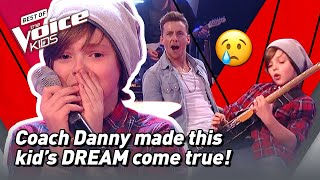 Jack sings 'Free Fallin'' by Tom Petty | The Voice Stage #34