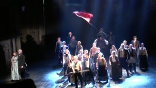 John Owen-Jones in Les Misérables: London - September 25, 2010