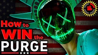 Film Theory: How To WIN The Purge