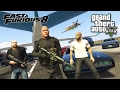 FAST & FURIOUS 8: THE FATE OF THE FURIOUS!! (GTA 5 Mods)