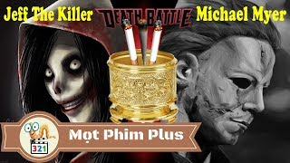 Jeff The Killer Vs Michael Myer