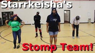Starrkeisha's Stomp Team! | Random Structure TV