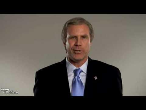 Збогувањето на Џорџ Буш
