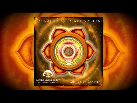 Sacral Chakra Activation Guided Meditation - Audio Preview