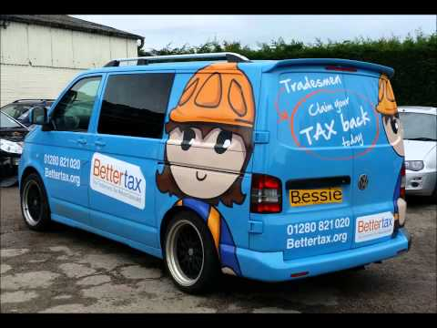 The story of Bessie Tax the VWT5 Van