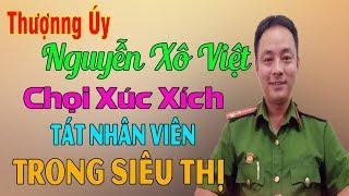 Nhạc Chế | Thượng Úy Nguyễn Xô Việt Chọi Xúc Xích Tát Nhân Viên Siêu Thị | Gây Bức Xúc Dư Luận.