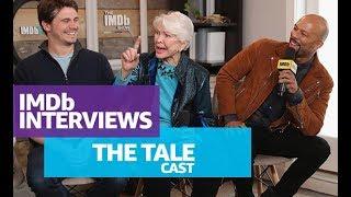 Ellen Burstyn, Jason Ritter, Common and Cast of 'The Tale' Speak About Sexual Abuse | SUNDANCE 2018