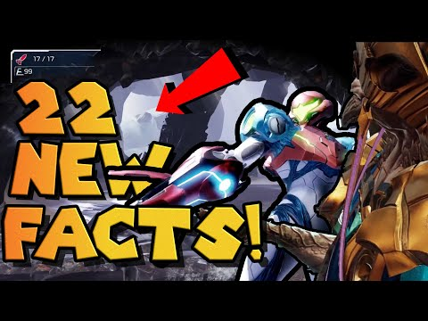 22 Things They Didn't Tell You About Metroid Dread!