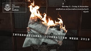 International Journalism Week 2019