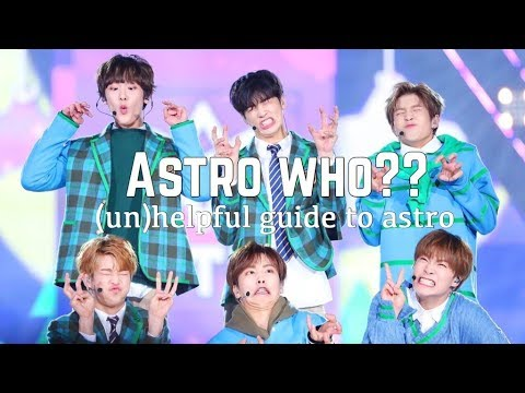 an (un)helpful guide to ASTRO