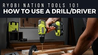 Video: 18V ONE+™ Lithium-ion Drill/Driver Kit