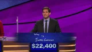 """John Berman wins """"Celebrity Jeopardy"""""""