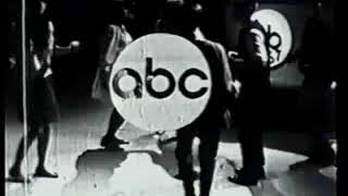 Dick Clark Productions / ABC Television Network (x2) logos (1966)