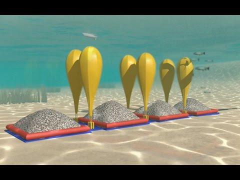 Video: Underwater Energy Storage in Toronto
