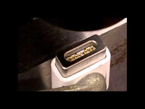 Pin Scan Using A White Light Confocal Sensor