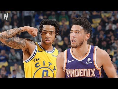 Phoenix Suns vs Golden State Warriors - Full Game Highlights | December 27 | 2019-20 NBA Season