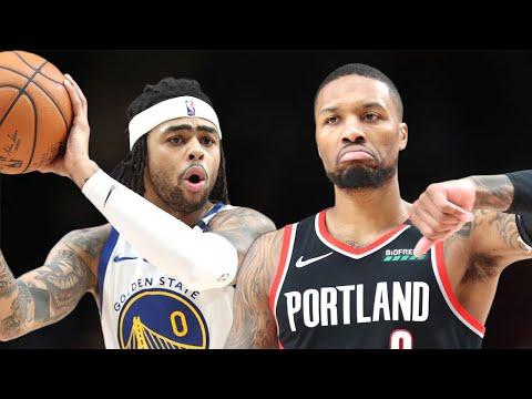 GS Warriors vs Portland Trail Blazers Full Game Highlights | January 20, 2019-20 NBA Season