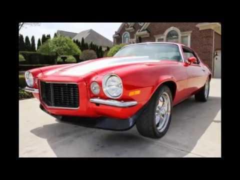 72 Camaro - AllCollectorCars.com - 1972 Chevy Camaro