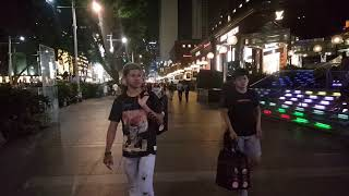 The last night in singapore,exploring orchard road