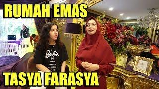 RUMAH BERLAPIS EMAS TASYA FARASYA BERHANTU 😭 - Ricis Kepo (part 1)