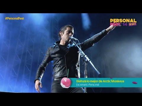 Arctic Monkeys - Arabella (Live at Personal Fest)
