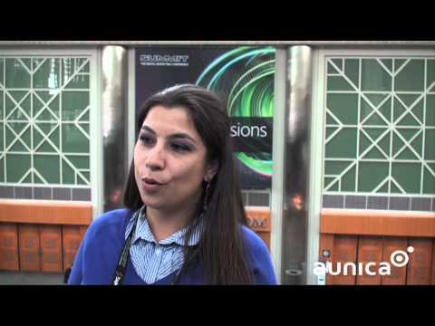 Aunica entrevista Amanda Brum - Adobe Summit 2013