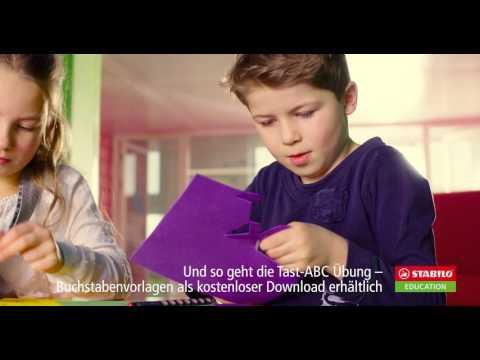 STABILO Education – lesbar schreiben: Mit Schreibmotorik die Grundformen trainieren