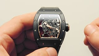 5 Weird Things About The Richard Mille RM055   Watchfinder & Co.