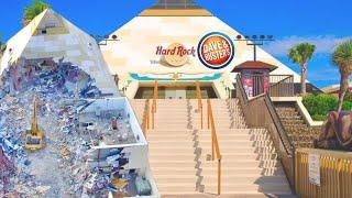Hard Rock Cafe - Then & Now - Myrtle Beach, SC