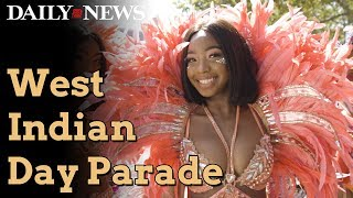 West Indian Day Parade in New York City