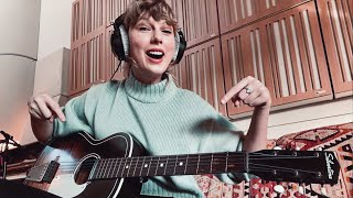 Everything Taylor Swift Has Said About Re-Recordings (PART 2)