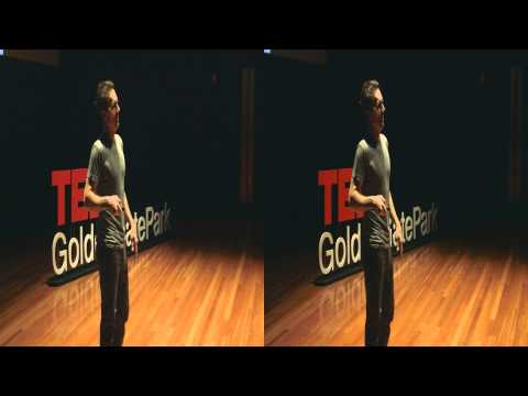 Assemblage - Sculpture: Jeremy Mayer at TEDxGoldenGatePark (3D)