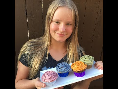 Nina's Call to Action and her BIG Reasons Why Organic Cupcakes Explained.
