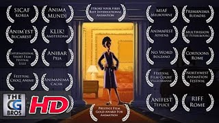 "Award-Winning   Animated Short Film: ""Dip N Dance"" by Hugo Cierzniak"