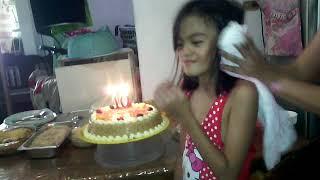 Happy 10th birthday ate Fiona