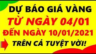 Giá Vàng Hôm Nay Từ Ngày 04/01 Đến ngày 10/01/2021 - Giá Vàng 9999 Trên Cả Tuyệt Vời!