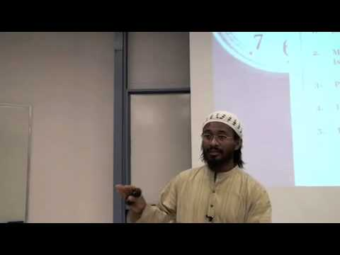 How to give shahada in 10 minutes by Shaikh Kamal el Mekki (Part 1 of 8)