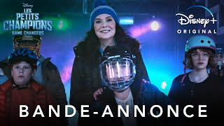 Les petits champions : game changers :  bande-annonce VF