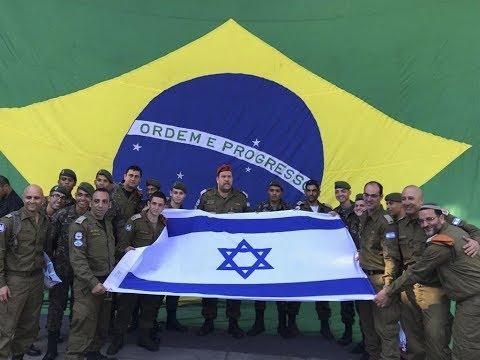 Israel e Brasil em manobras para intervenção na Venezuela, diz governo maduro