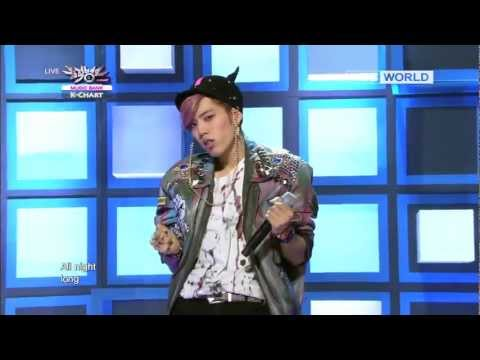 [Music Bank] INFINITE H - Special Girl (2013.01.11)