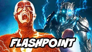 The Flash Season 3 - Flashpoint Preview