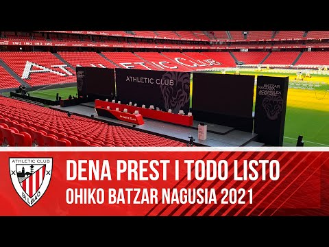 🎥 ASAMBLEA GENERAL ORDINARIA 2021 | Dena prest San Mamesen ✅