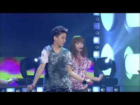 f(x) - ME + U (Comeback Stage May, 16, 10)