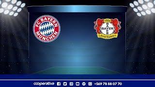 Escucha en vivo Bayern vs Bayer Leverkusen