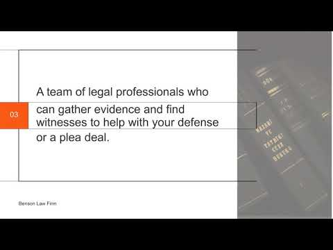 Advantages of Hiring a criminal Law Attorney
