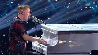 Kerr James: 13 Year Old NAILS Elton John's